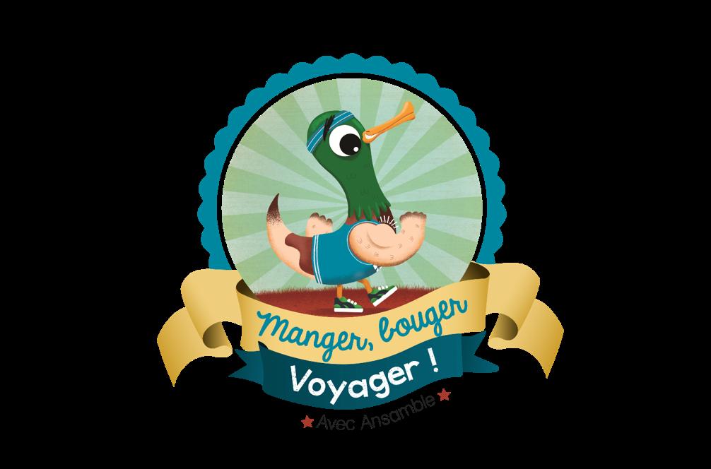 Manger, Bouger, Voyager !