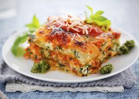 Lasagne épinards & Ricotta