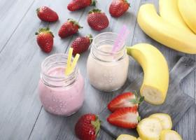Smoothie Fraise & banane